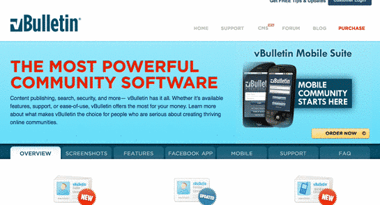 Vbulletin For Mobile