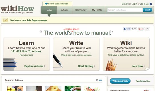 how to contribute articles to ehow
