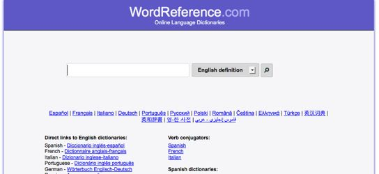 how to reference an online dictionary