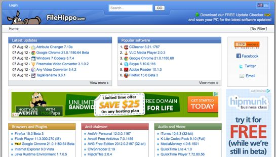 Filehippo mobile software free download