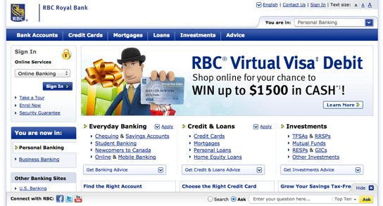 Royalbank 401k online order immigration
