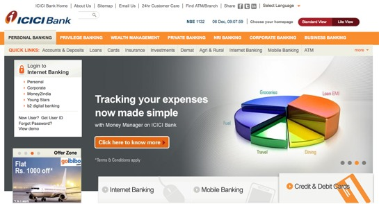 Online gold trading in india icici