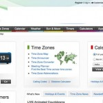 12 Best Wordclock & Timezone Converter Websites