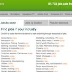 15 Top UK Job Sites